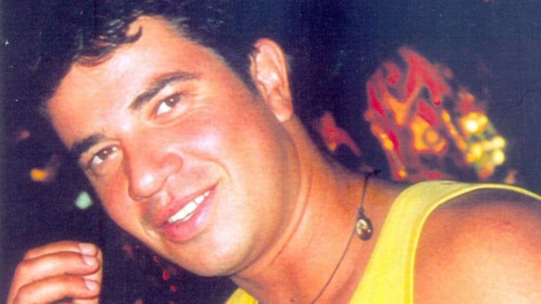 Brazilian Rodrigo Gularte, who was executed early this morning.