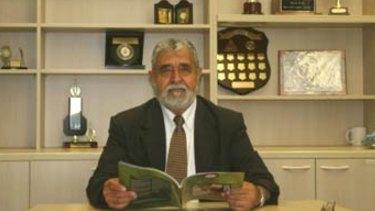 Al-Taqwa College principal Omar Hallak.