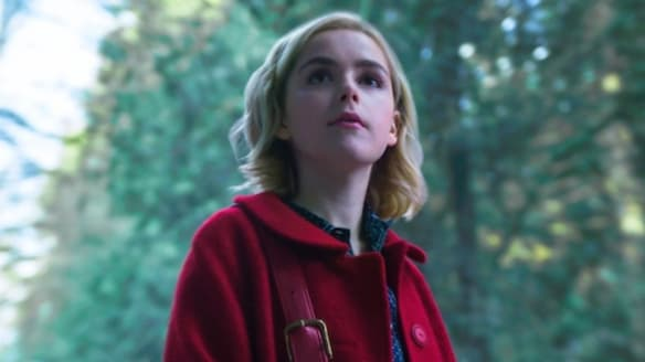 Chilling Adventures of Sabrina explores the witching power