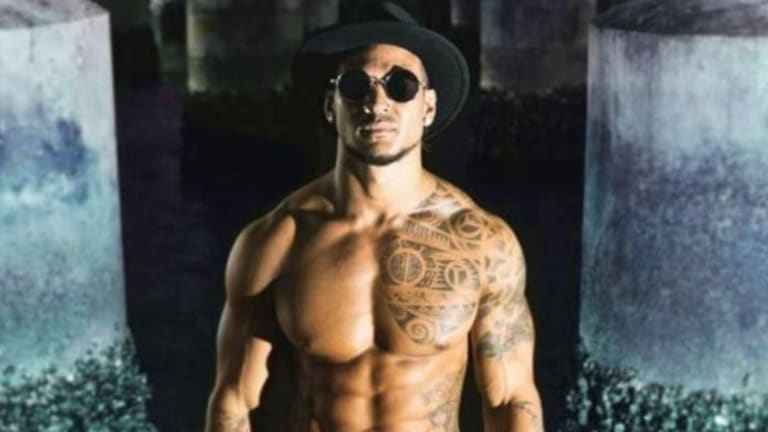Stuntman Johann Ofner died after he was shot in the chest while filming a music video in Brisbane.