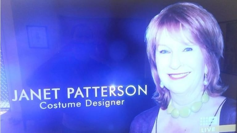 Oscars stuff-up: In Memoriam segment used a picture of Jan Chapman instead of Janet Patterson.