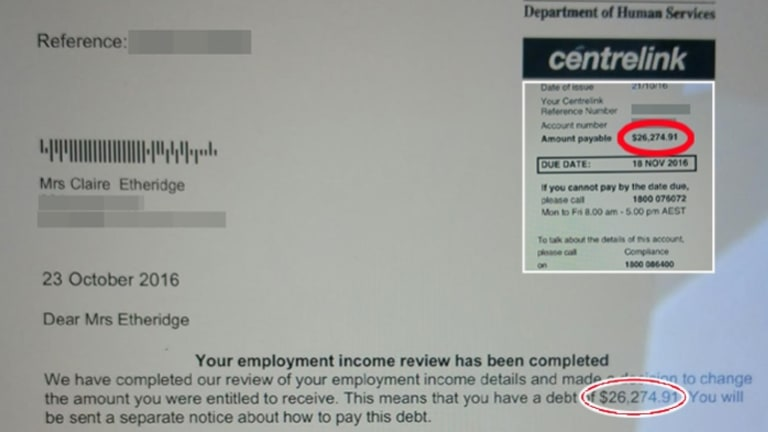 how to pay centrelink debt