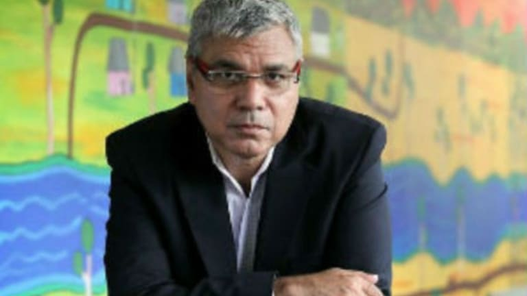"""Warren Mundine has labelled Fremantle's decision to scrap its fireworks a """"silly mistake""""."""