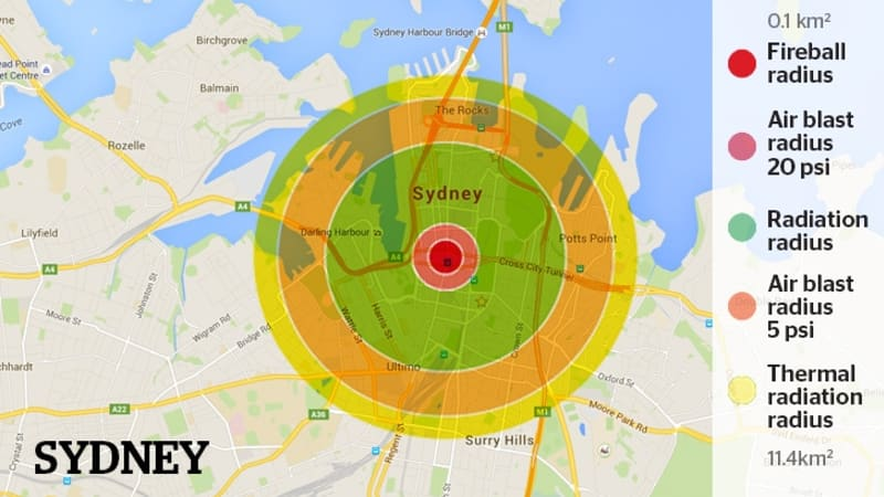 Good Food And Wine Show Sydney Map