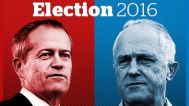 Both Bill Shorten and Malcolm Turnbull will have to win over Queensland voters if they want a chance at winning the election