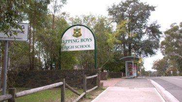 Epping Boys High School only sent home prayer group permission slips after the state audit began.