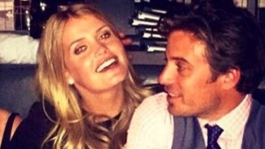 PS hears love has blossomed for Lady Kitty Spencer and James Tobin.