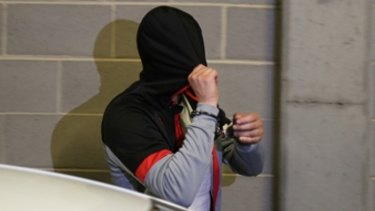 Mohammed El-Khair was arrested in Punchbowl and charged over an allegedly international cocaine ring.