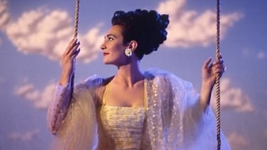 Frocking up: k.d. lang performs <i>Miss Chatelaine</i> from the <i>Ingenue</i> album.