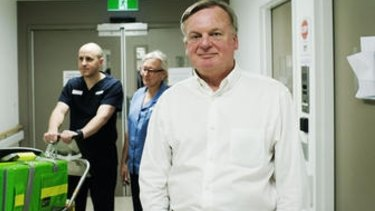 Professor Ken Hillman has been an outspoken critic of overtreatment in end-of-life care.