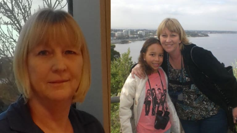 Sue Turner was implanted with an Australian-developed pelvic mesh device at Perth's Armadale Hospital in 2007.