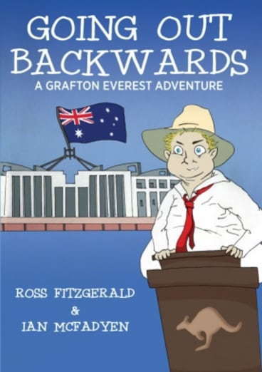 <em>Going Out Backwards </em>by Ross Fitzgerald & Ian McFadyen