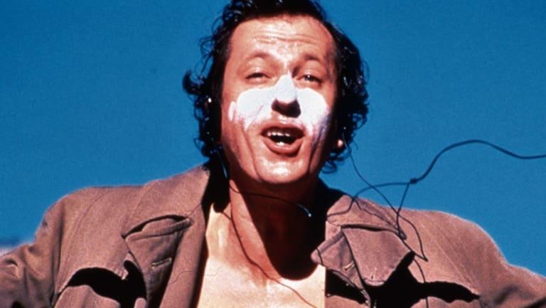 Geoffrey Rush in <i>Shine</i>.
