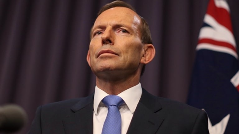 Prime Minister Tony Abbott accused Labor of 'rolling out the red carpet for terrorists'.