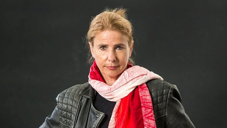 American journalist and author Lionel Shriver has dangled a red rag in front of certain well-intentioned groups.