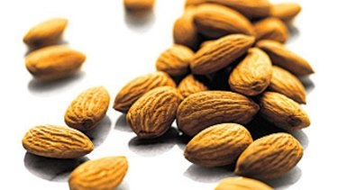 Dietitian Alison McAleese suggested a handful of plain nuts and a few dried apricots as an easy alternative to a packaged snack.