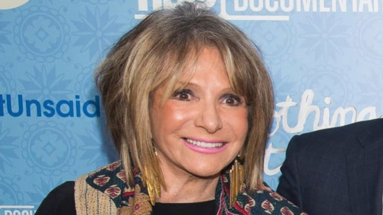 """Filmmaker Sheila Nevins has identified a form of harassment she calls """"above the neck harassment""""."""