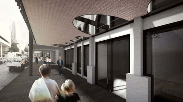 An application to convert the old Irish Club into a cinema complex has been submitted to Brisbane City Council.