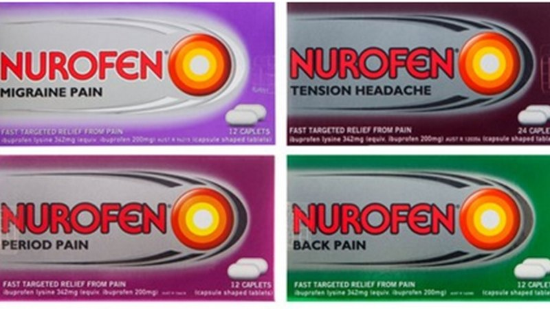 Thousands claim compensation for misleading Nurofen products