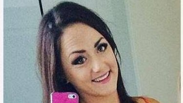 Police are searching for missing 22-year-old Rebecca Mackenzie. It is believed she was involved in a verbal disagreement with a male friend at the Met Nightclub on Wickham Street.