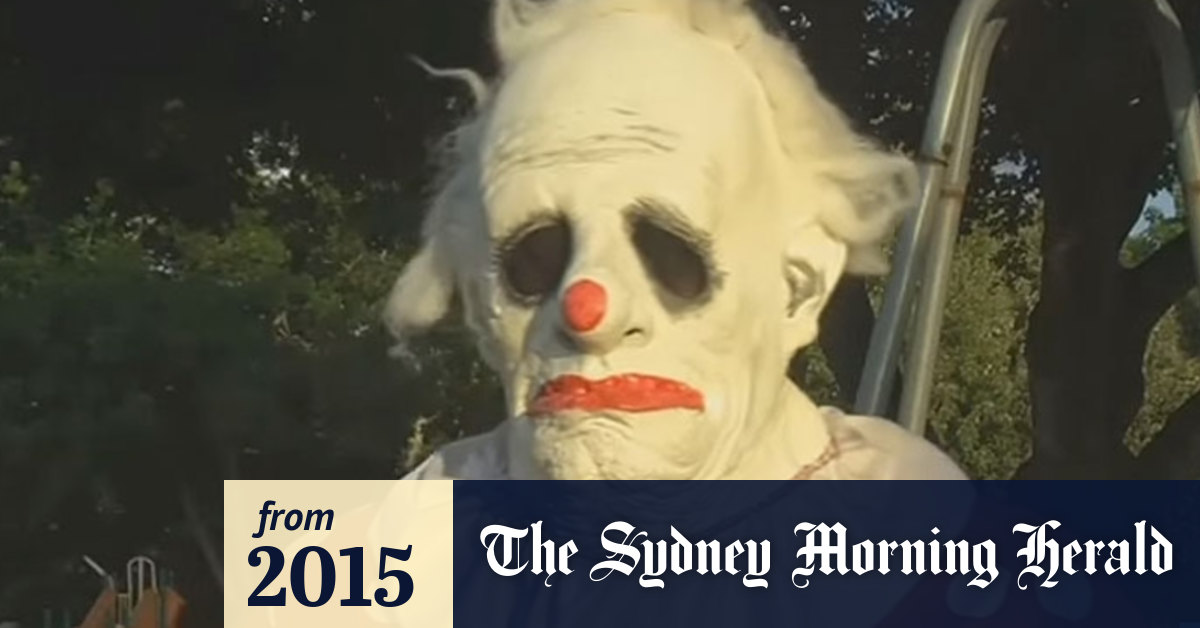 This Creepy 65 Year Old Clown Will Terrify Your Misbehaving Kid For Cash