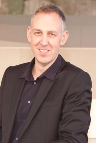 Australia Council for the Arts chief executive Tony Grybowski.