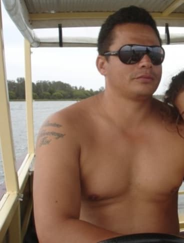 Gemahl Maika, 38, was killed outside his Glen Alpine home.