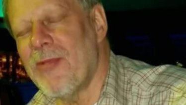 Stephen Paddock - The shooter in Las Vegas