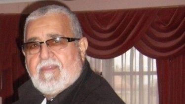 Omar Hallak, principal of Al-Taqwa College.