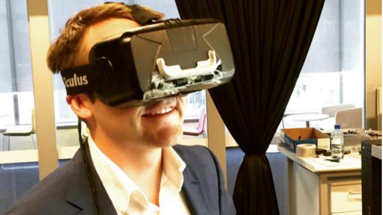 Wyatt Roy has an eye for innovation.
