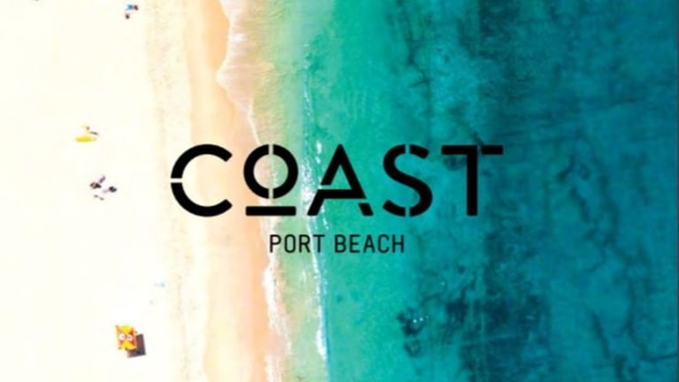 Coast Port Beach is a multi-million redevelopment of the old Salt on the Beach.