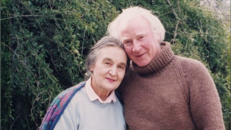 John and Betty Prior.