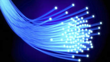 Fibre: Broadband speeds of 1.4 terabits per second were recorded in a test.