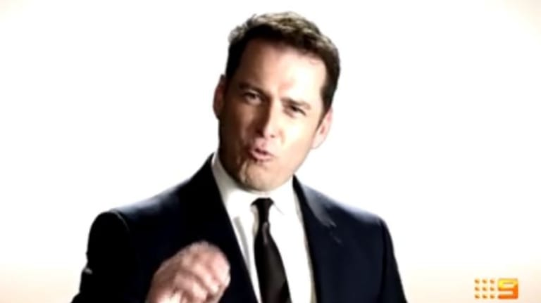 """Stefanovic says it's time for Australia to """"get off the fence"""" in the explosive promo clip."""