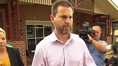Gerard Baden-Clay was convicted of his wife's murder, a charge that was downgraded to manslaughter on appeal.