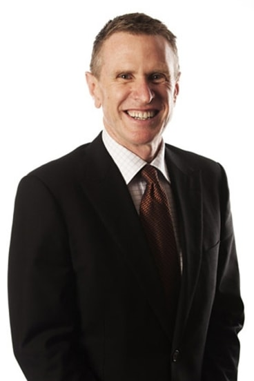 Jon Grayson, Director-General, Department of the Premier and Cabinet.