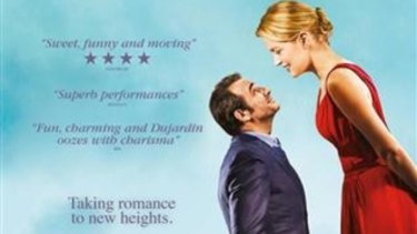 Poster for the film <i>Up for Love</i>.