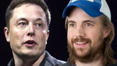 Tesla founder Elon Musk and software billionaire Mike Cannon-Brookes want to build a 100-300MWh battery to help solve SA's power woes