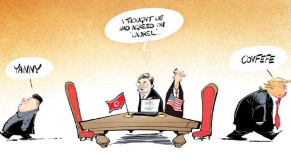Today's editorial cartoon.