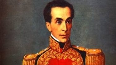 Venezuelan military and political leader Simon Bolivar, who died in 1830.