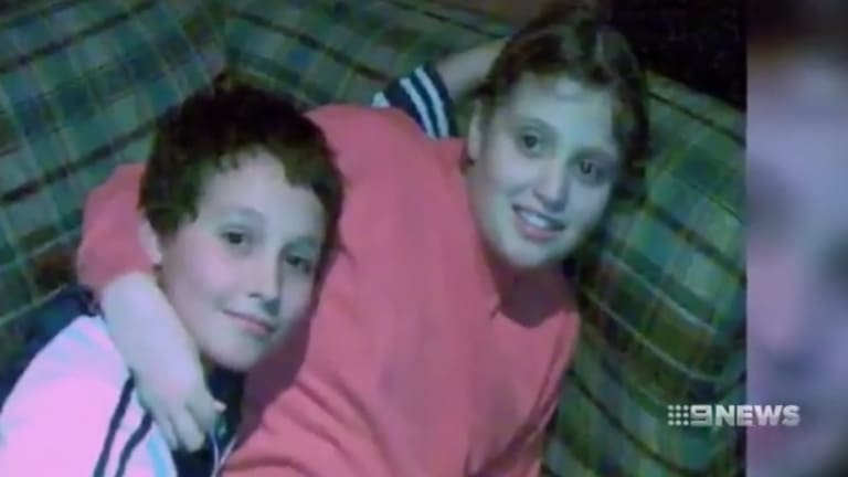 Tamar Stitt, right, died from liver cancer in November 2009.