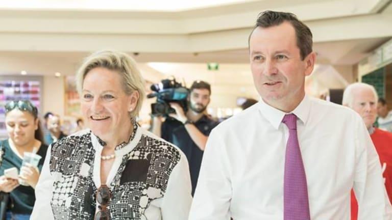 Premier Mark McGowan has unveiled his legislative agenda.