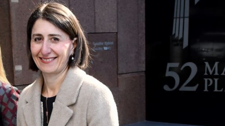 A spokesman for NSW Premier Gladys Berejiklian said the government was not proposing to replicate all aspects of the Incheon aerotropolis.