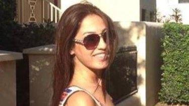 Auburn stabbing murder victim Leila Alavi.