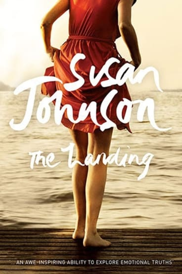 <i>The Landing</i> by Susan Johnson.