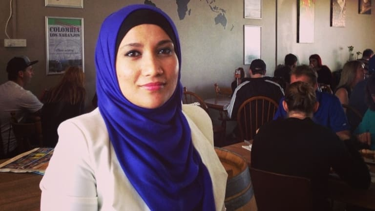 Maryam Khan says the Halal food bank was about more than offering food complaint with Muslim faith.