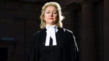 Margaret Cunneen: In the past, she has played down her friendship with Steve Fletcher.