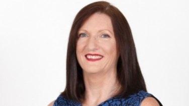 Victoria's new Health Complaints Commissioner Karen Cusack.