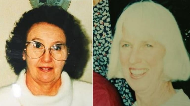 Margaret Penny and Claire Acocks were murdered in 1991.
