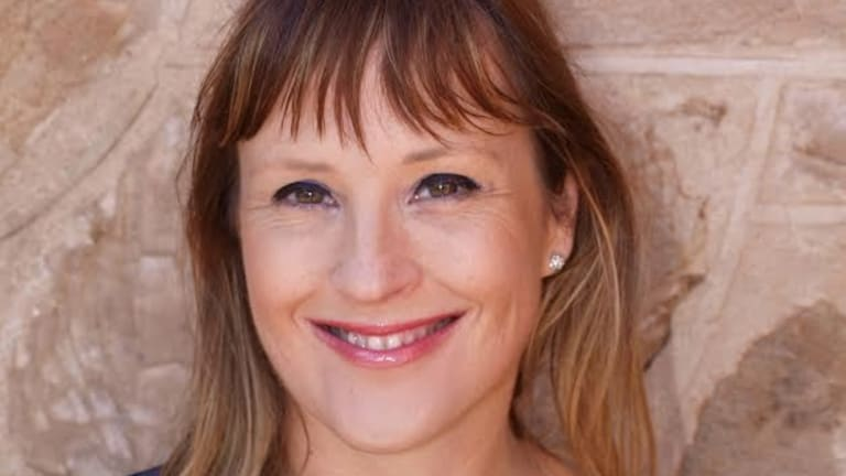 Winner of the Greg Dening Memorial Prize: Author Kiera Lindsey.